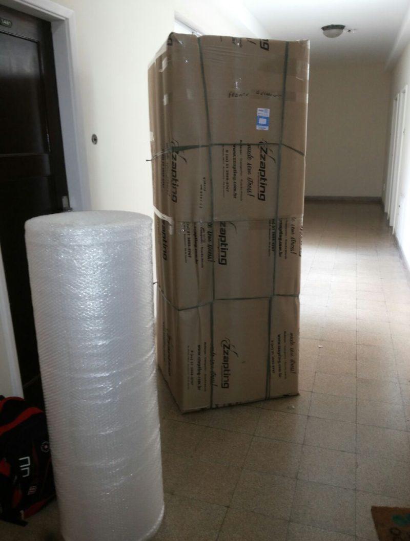 Embalagens para Mudanças - Mudanças RJ e Guarda Móveis RJ